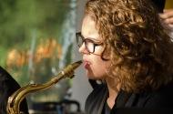 Fenna Volmer (tenor saxofoon)