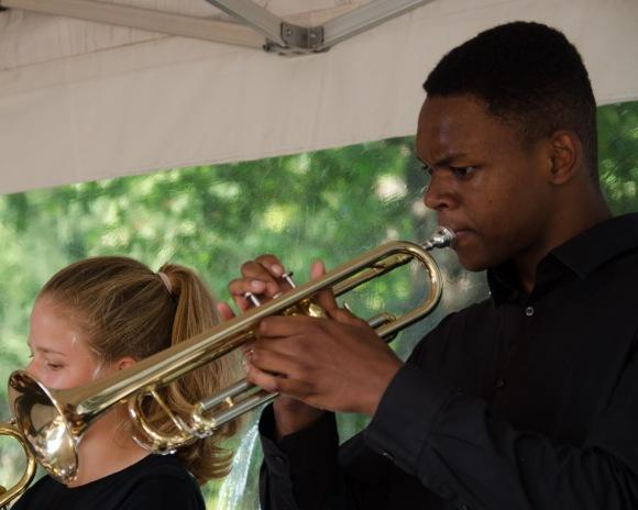 Duane Sluer (trompet)