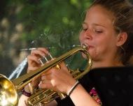 Maurita Bloembergen (trompet)